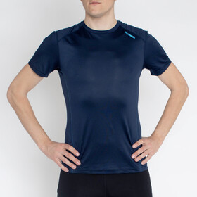 Salming Sandviken SS Shirt Men dark blue
